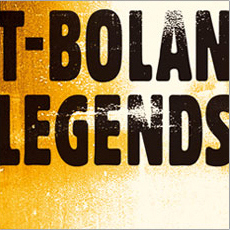 T-BOLAN BEST ALBUM「LEGENDS」